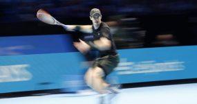 Andy Murray till semifinal.