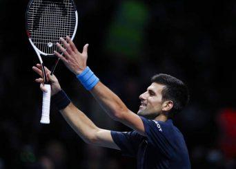 Djokovic vinner gruppen