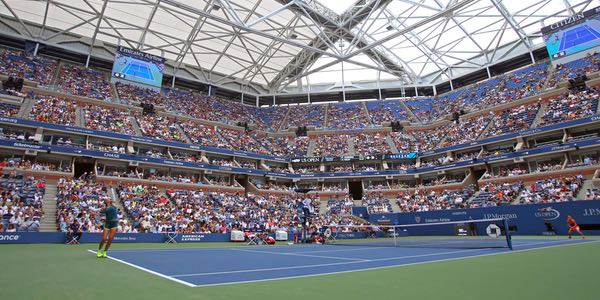 Billie Jean King National Tennis Center i New York